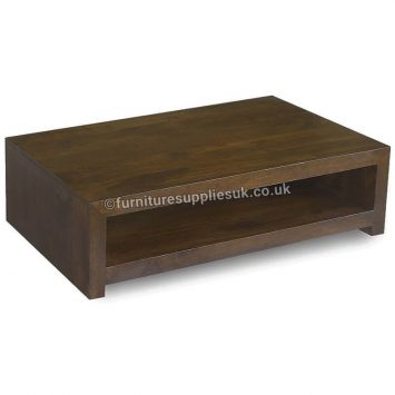 Dakota Dark Mango Coffee Table