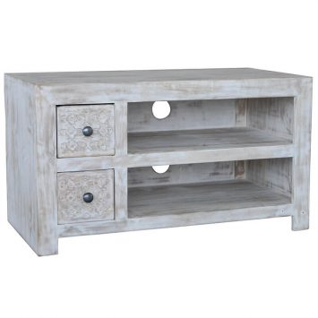 Mandakini 2 Drawer Plasma TV Unit